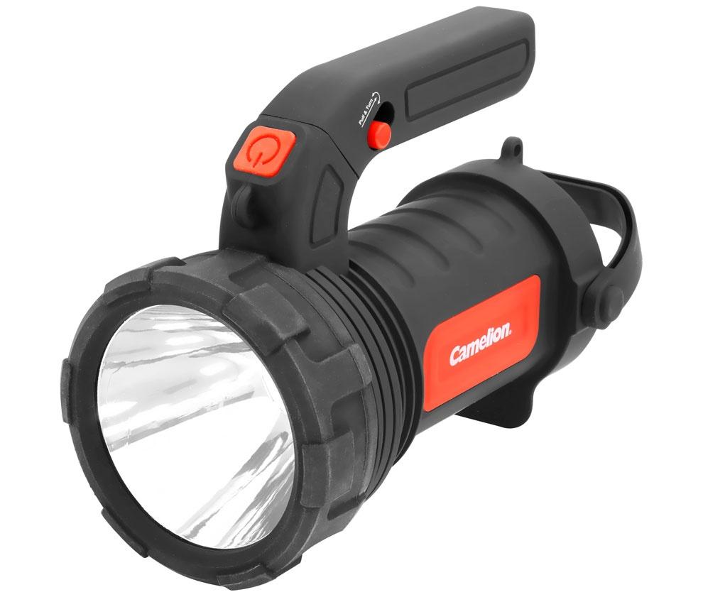 Linterna sumergible 100m LED 3W
